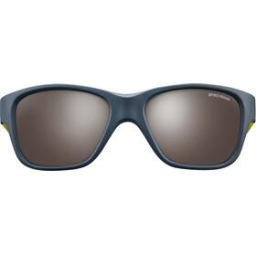 Julbo Turn Spectron 3 Sunglasses Kids 4-8Y Matt Blue/Yellow-Gray
